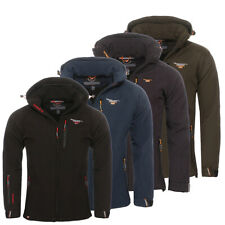 Geographical Norway señores Softshell Funktions lluvia chaqueta deportiva S M L XL XXL