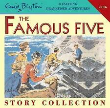 The Famous Five Short Story Collection by Enid Blyton (CD-Audio, 2007)