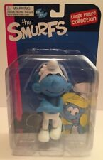 """2012 The SMURFS Vanity Smurf Mondo Toys 5"""" Action Figure NEW in Package RARE"""