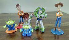 Toy Story Figures, Woody, Buzz Lightyear