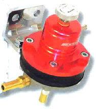 FSE Sbv Ajustable combustible regulador de presión -6 JIC + 8 Mm sbv002