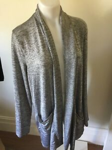 SZ 16 XL CALVIN KLEIN JACKET TOP *BUY FIVE OR MORE ITEMS GET FREE POST