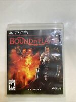 Bound by Flame PS3 Playstation 3 Complete CIB w/ Manual RPG  & Tested