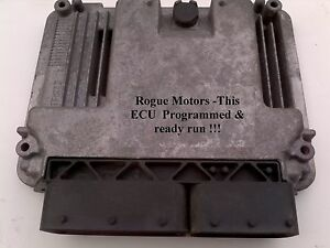 GM Saturn Cadillac 3.6L Engine ECU ECM PCM 19300016 12605672 12623325 Programmed