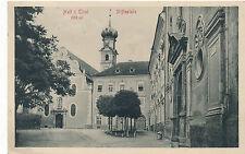 AK aus Hall in Tirol, Stiftsplatz   2/2/16