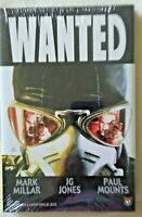 WANTED 1st Print 2005 Hardcover Top Cow, Factory Sealed Mint, NEW! Mark Millar