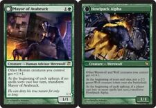 1x MAYOR OF AVABRUCK  - Rare - Innistrad - MTG - NM - Magic the Gathering