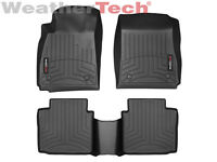 WeatherTech FloorLiner Mats for Chevy Impala 2014-2019 1st 2nd Row Black