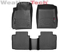 WeatherTech FloorLiner Mats for Chevy Impala - 2014-2018 - Black