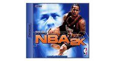 ## SEGA Dreamcast Spiel - Sega Sports NBA 2K (mit OVP) - TOP ##
