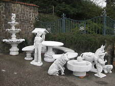 Springbrunnen XXL 280 kg Etagenbrunnen Brunnen Gartenbrunnen Zierbrunnen Neu