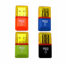 New USB 2.0 Diamond 1GB 2GB 4GB 8GB 16GB 32GB Micro SD/SDHC TF Card Reader #034