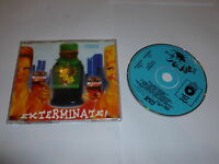 SNAP - Exterminate - Deleted original 1992 UK 3-track CD single