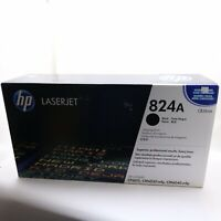 HP CB384A 824A Black Imaging Drum LaserJet CP6015 Genuine New Sealed Box
