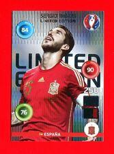 EURO FRANCE 2016 - Adrenalyn Panini - Card Limited Edition - RAMOS - ESPANA