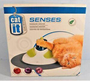 Senses Cat it Cat Toys Ball Track Design Kitten Play Circuit~New!