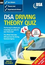 DSA OFFICIAL DRIVING THEORY TEST QUIZ DVD NEW LEARNER HAZARD CAR DRIVER 2018 R0M