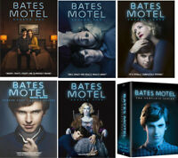 Bates Motel: The Complete Series 1-5(15-Disc,DVD,Box Set, 2017)USA New & Sealed