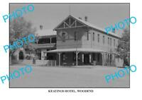 LARGE PHOTO OF OLD KEATINGS HOTEL WOODEND VICTORIA