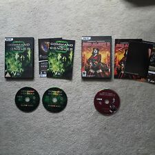Command and Conquer 3 TIBERIUM WARS KANE EDITION + Gratis Spiel