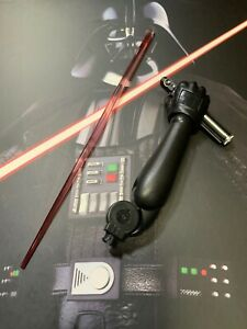Hot Toys mms279 Star Wars Darth Vader Stormtrooper 1/6 Light Saber  W/ Arm