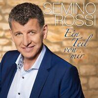 SEMINO ROSSI - EIN TEIL VON MIR   CD NEU