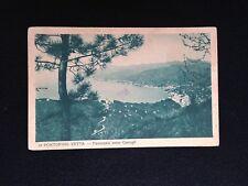 A420 1930 Portofino Vetta Camogli formato piccolo viaggiata da Ruta