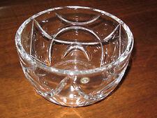 Ralph Lauren Royalton Polo Crystal Nut Candy Decorative Bowl Germany