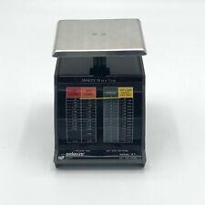 Pelouze Small Postal Weight Scale Model X1 Capacity 16 Oz X 12 Oz