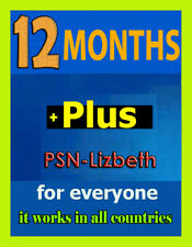 Ps Plus 12 MONTH PSN PLUS - 365 DAYS PLUS - [NO CODE]