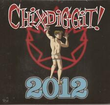 Chixdiggit ! ‎– 2012 ( CD ) NEW / SEALED