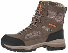 WOLVERINE MEN'S ROCKET HI  WATERPROOF INSULATED HUNTING BOOT  SIZE 10.5   W20494