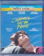 Blu-ray + Cd CHIAMAMI COL TUO NOME nuovo sigillato 2017