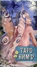 Tarot Cards of Nymph 78 cards + instruction Taro TC96