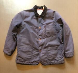 """Vintage Style Levis  Blue  Chore coat  / Sack  Jacket XL / XXL  50"""" - 52"""""""