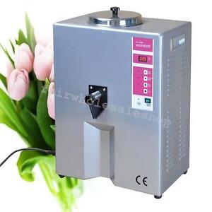 FDA CE Dental Duplicating Machine Touch controls Agar Gel Mixer Stirrer W 2 Fuse
