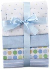 Manta Para Bebé De Tela De Franela Suave Multiusos Envolver Arropar Limpiar