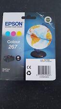 Original Epson Tintenpatrone color C13T26704010 T267