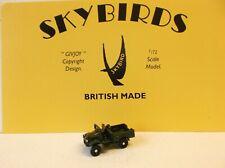 Skybirds  Models.  Morris 15cwt Open truck.