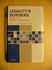 Legality's Borders, an Essay in General Jurisprudence