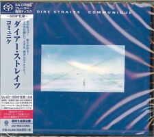 DIRE STRAITS-COMMUNIQUE-JAPAN SHM-SACD Ltd/Ed I19