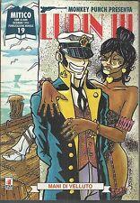 LUPIN III n° 19 - Mitico - edizioni Star Comics