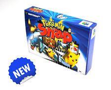Pokémon Snap für Nintendo 64 NEU + OVP+ UNBESPIELT/ NEW & CIB! PAL DEUTSCH