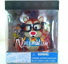 "DISNEY VINYLMATION 3"" NERDS ROCK CHIP & ""DALE"" BLUE 2011 COLLECTIBLE TOY FIGURE"
