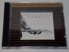 Eric Clapton - Slowhand - MFSL Gold Audiophile CD UDCD 553  Mobile Fidelity Rare
