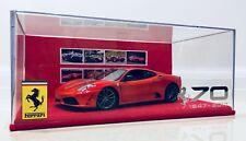 1:18 Ferrari F430 Scuderia Hotwheels Elite 70th Anniversary Special Edition!