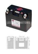 Lithium Battery Shorai Yamaha XC125 Riva 125cc 85 01 WR450F 03 11 LFX09L2-BS12