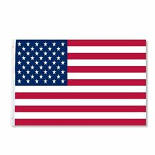 Yescom 3x5' U.S. American Star and Strips Flag