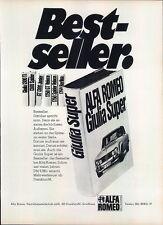 Alfa-Romeo-1969-Reklame-Werbung-genuine Advert-La publicité-nl-Versandhandel