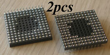2pcs Brand New 128pins PGA Socket (13x13) for 68030